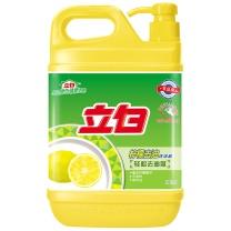 立白 洗洁精 1.5kg/瓶  10瓶/箱 (柠檬去油)