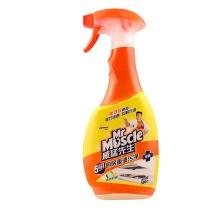 威猛先生 Mr Muscle 厨房重油污净 油烟净 500g/瓶  24瓶/箱 (清爽柠檬)