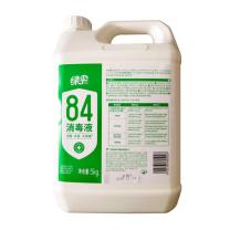 绿伞 EverGreen 84消毒液 5kg/桶  4桶/箱
