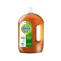 滴露 Dettol 消毒液 1.8L/瓶  6瓶/箱
