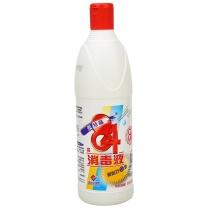 爱特福 84消毒液 750ml/瓶  20瓶/箱