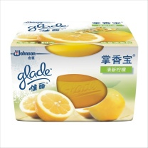 佳丽 Glade 掌香宝 60g/罐  24罐/箱 (清新柠檬)