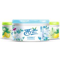 西兰 固体空气清香剂 70g/盒  30盒/箱 香型随机