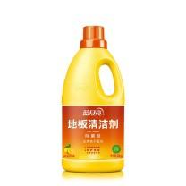 蓝月亮 bluemoon 地板清洁剂 600g/瓶  12瓶/箱 (清爽柠檬香)
