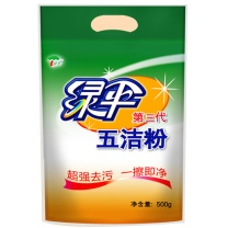 绿伞 EverGreen 五洁粉 500g/袋  30袋/箱