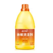 蓝月亮 bluemoon 除菌地板清洁剂 2kg/瓶  6瓶/箱 (清爽柠檬香)