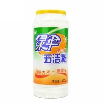 绿伞 EverGreen 五洁粉 400g/瓶  30瓶/箱