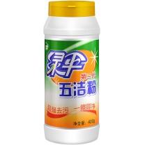 绿伞 EverGreen 五洁粉 400g/瓶 400g  30瓶/箱
