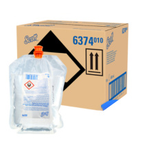 金佰利 Kimberly-Clark 马桶圈卫便圈清洁剂 6374 400ml/包  6包/箱
