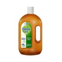 滴露 Dettol 消毒液 750ml/瓶  12瓶/箱