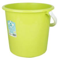 茶花 CHAHUA 手提桶塑料水桶无盖 21L (颜色随机) 12个/箱