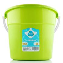 茶花 CHAHUA 塑料水桶 0207 12.2L  24个/箱 颜色随机
