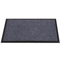 妙耐思 绒面地垫 (压边)B级 0.5m*0.8m (灰色) 材质:PP纤维