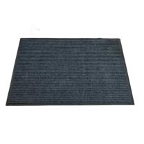 妙耐思 绒面地垫 (压边)B级 0.6m*0.9m (灰色) 材质:PP纤维