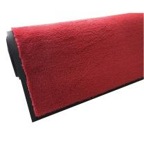 爱柯部落 红地毯迎宾地垫 可定制 1.0m*1.5m 10mm (红色) 材质:PVC+丙纶