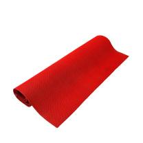 爱柯部落 S型镂空防滑垫 1.2*1m 5mm (红色) 材质:PVC(5块起订)