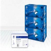 维达 vinda 湿巾 VW1009 (蓝色) 60包