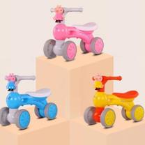 佰思 MINI儿童卡通四轮滑行车  (适合1-3岁)