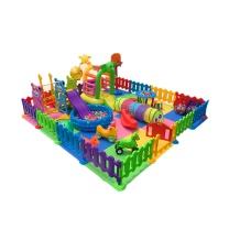 匹乐曹 儿童淘气堡  室内游乐设备