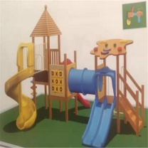 冠宇 户外大型儿童城堡 600*380*370cm  小区幼儿园小孩儿童滑梯组合