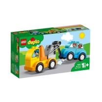 乐高 LEGO 拖车积木 10883