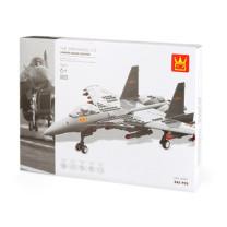 歼15飞机模型  DC