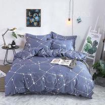 路易卡罗 被罩 1.5*2.2蓝色