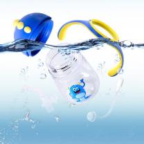 洁丽雅 grace 婴儿学饮杯 儿童水杯防摔防漏喝水喝奶水壶260ML JA0140