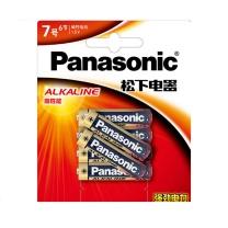 松下 Panasonic 碱性干电池 7号 6节1.5V