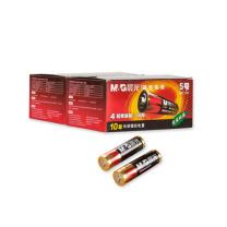 晨光 M&G 碱性电池 ARC92558 5号  4节/卡 10卡/箱 收缩