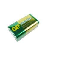 超霸 GP 碳性电池 1604G-S1 9V  1节/卡 500卡/箱 (工业版)