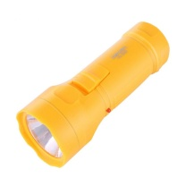得力 deli 充电式LED可调光手电筒 3661 230*75*42mm