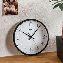 晨光 M&G 经典圆形挂钟 ARCN8251 英寸