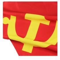 保光达 党旗 4号 144*96CM (红色)