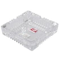 青苹果 GREEN APPLE 方形烟灰缸 YG1016 15*15*4.5cm  24个/箱 (新老包装交替发货)