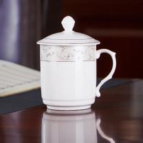 洁雅杰 陶瓷茶杯 中华杯 350ml