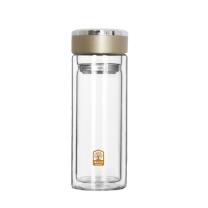 臻品优荟 双层玻璃杯 MS-1802