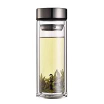 希乐 cille 双层玻璃水杯 BL-1670 75*75*210mm