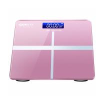 格卡诺 电子秤 GKN-DZC-Z (粉色) 人体电子称家用健康秤成人体重秤