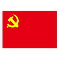 斯图 4号加厚党旗 96* 144cm