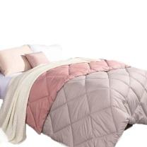 金丝莉 羽绒太极被 JB-1112 200*230cm (粉色)