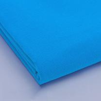 熊诺茗 帆布布料加厚棉 (蓝) 米