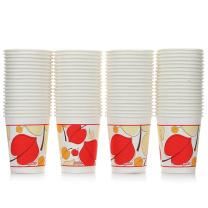 宜洁 一次性纸杯 Y-9926 250ml  80只/包 20包/箱
