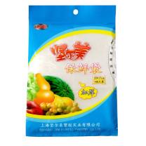 坚尔美 Jem PE加厚食品保鲜袋 67077 小号 25*17cm  100只/包 50包/箱