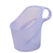 茶花 CHAHUA 纸杯托防烫塑料杯托6支装 1427  6支/套