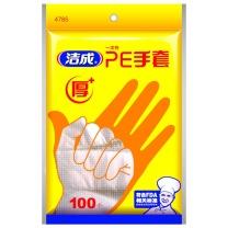洁成 一次性手套 100只/包