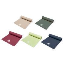 阿迪达斯 Adidas (Adidas)瑜伽垫 ADYG10100 8mm (蓝 绿 红 浅蓝)