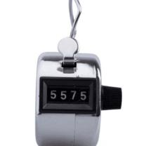 添华达 国产 金属手握式计数器  50个/箱