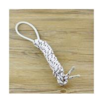 新健牌 8-500 团体跳绳 无柄压胶棉长绳5米 8-500 5米