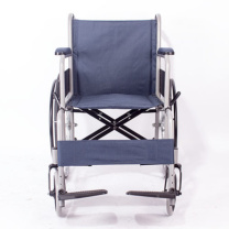 福仕得 钢制手刹手动轮椅 81*28*90cm